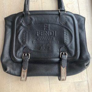 Fendi messenger bag